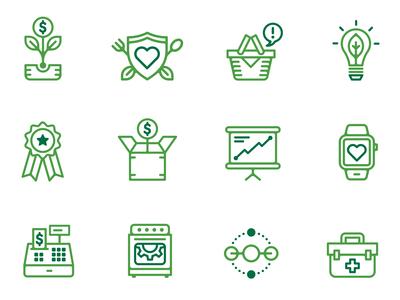Agribusiness Icons