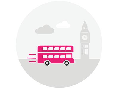 Londun bus uk london
