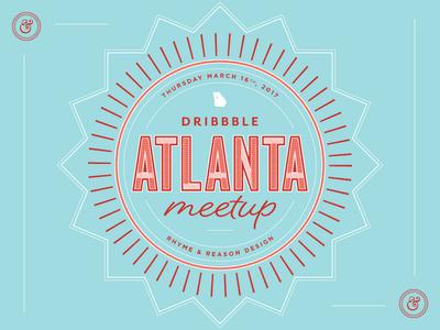 ATL Dribbble Meetup