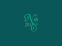 NC 2018 monogram