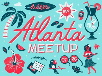 ATL Dribbble Meetup 2018