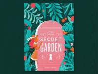 Secret Garden Book Cover Poster