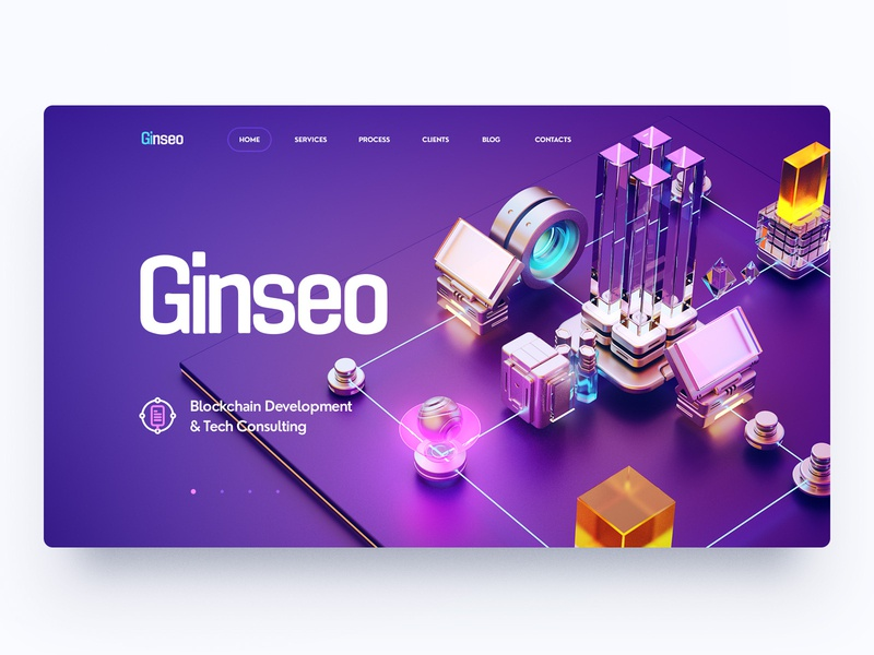Ginseo / Blockchain Development