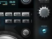 DJ Controller: iPad app