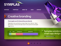 Symplas website