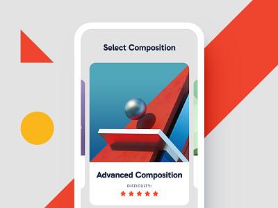 Design & Animation / iOS app 2d 3d animation ios app branding ux ui flat clean typography illustration icon design