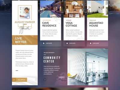 Web Design web site design typography ui navigation button interface icon interior city sky