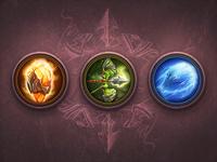 RPG / Icons