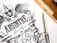 Absinthe | Logotype