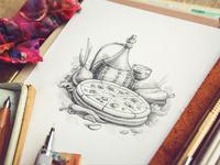 Illustration   making of
