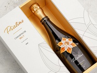 """Pialino"" Sparkling wine"