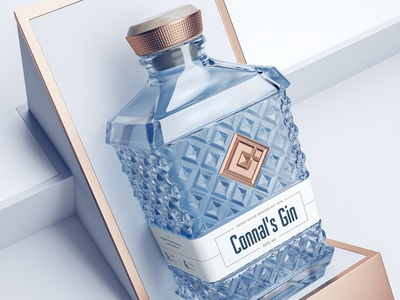 Connal's Gin / Packaging & Branding