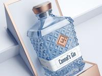 Connal's Gin / Packaging & Branding