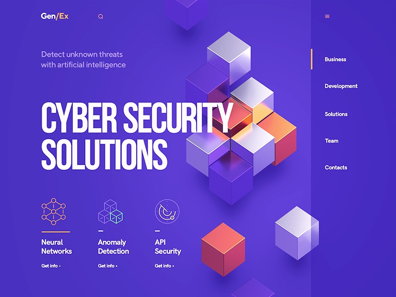 Gen/Ex Cyber Security solutions by Mike | Creative Mints on Jun 7, 2018
