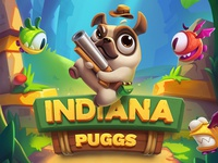 iOS Game  / Indiana Puggs