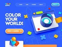 Bogo Apps / Web site design