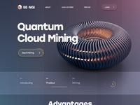 Web site  blockchain  design quantum mining bitcoin
