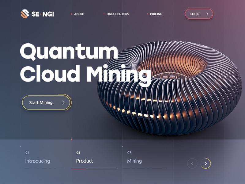 web_site_design_quantum_mining_blockchai