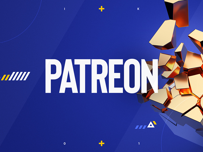 Mike on Patreon! by Mike | Creative Mints on Dribbble