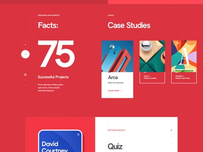 A•LAB Design studio website site 3d flat branding ux logo ui typography illustration web icon design
