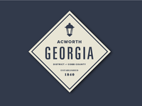 Acworth, GA - Warmup #1