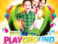 Kids Party Flyer Da