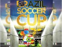 Brazil Soccer Cup Ad