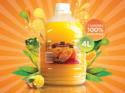 Golden fruit 3l ad