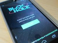 BlckHole HTML5 Mobile Game