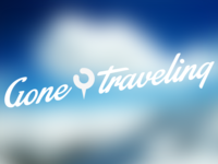Gone Traveling Logo