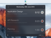 Freeagent Mac App