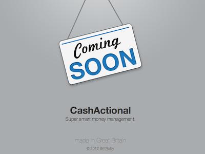 Coming Soon coming soon cash actional cashactional british ruby britruby