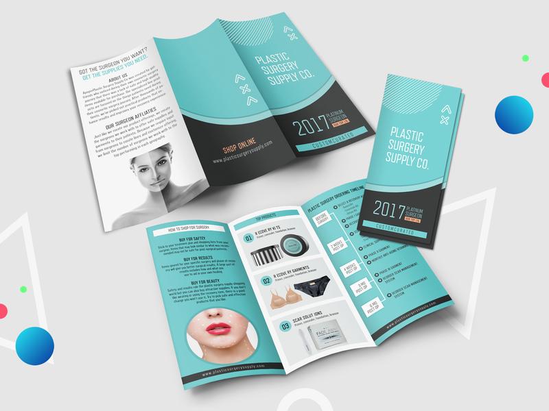 Tri-Fold Brochure photoshop psd brochure tri-fold brochure