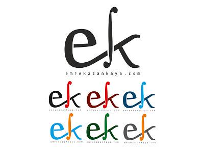 eK - Logo logo mono color