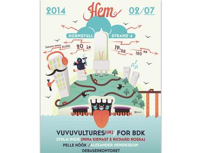 Poster for HEM