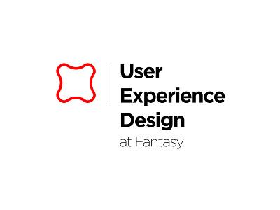 User Experience Design at Fantasy brand black white red ui fantasy design experience ux