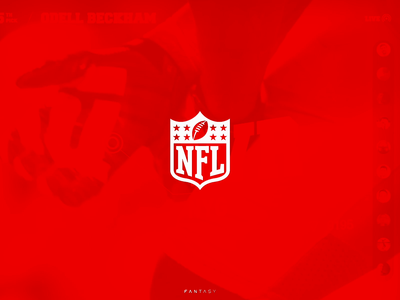 NFL by Fantasy cover