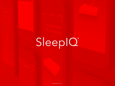 SleepIQ by Fantasy home smart bed dream fantasy sleep