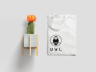 Flower Shopping Bag Mockup 2019