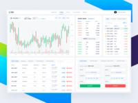 Trading Terminal — Product Design