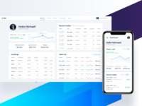 Crypto Portfolio Management — Dashboard