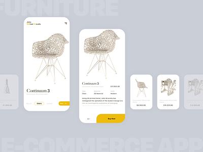 UIX Furniture app concept branding ico graphicdesigner concept moralesdesign appdesign app concept graphicdesign uxgraphicdesign ios sketch app app uidesign uix uxdesign design sketchapp sketch ui ux