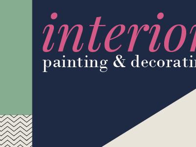 Interior Design Print Materials