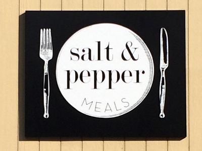 Salt & Pepper Signage, Branding: St. Thomas, Ontario
