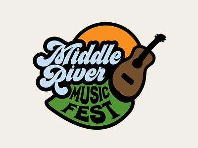 Middle River Music Festival music art guitar farm music festival music
