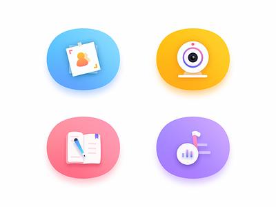 SeriouSam gradual change icon