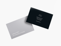 Portfolio & Visual Identity