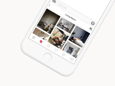 Pinterest Keyboard App