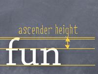 Type Is Fun