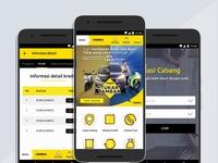 Akses Adira android App